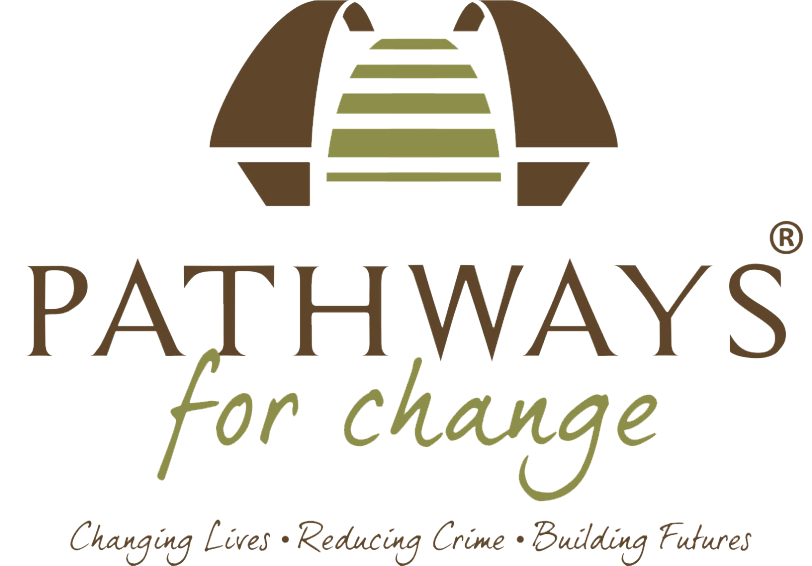 Pathways for change logo