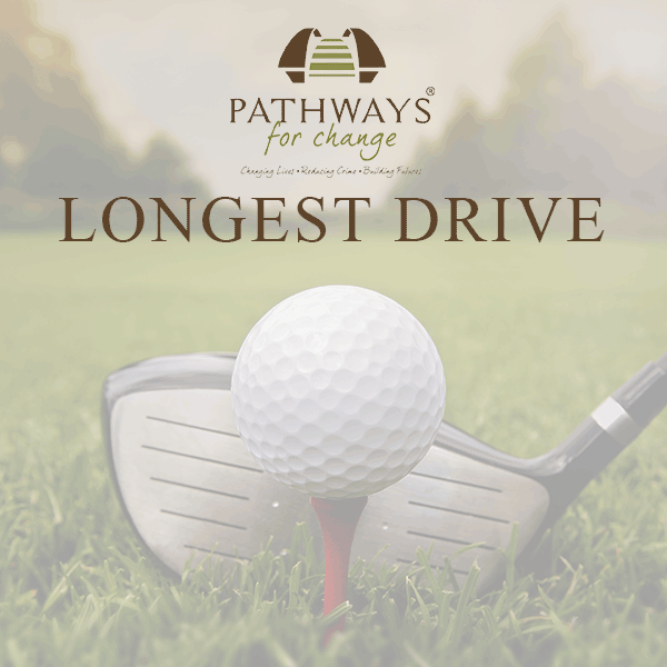 Pathways For Change Longest Drive Sponsor