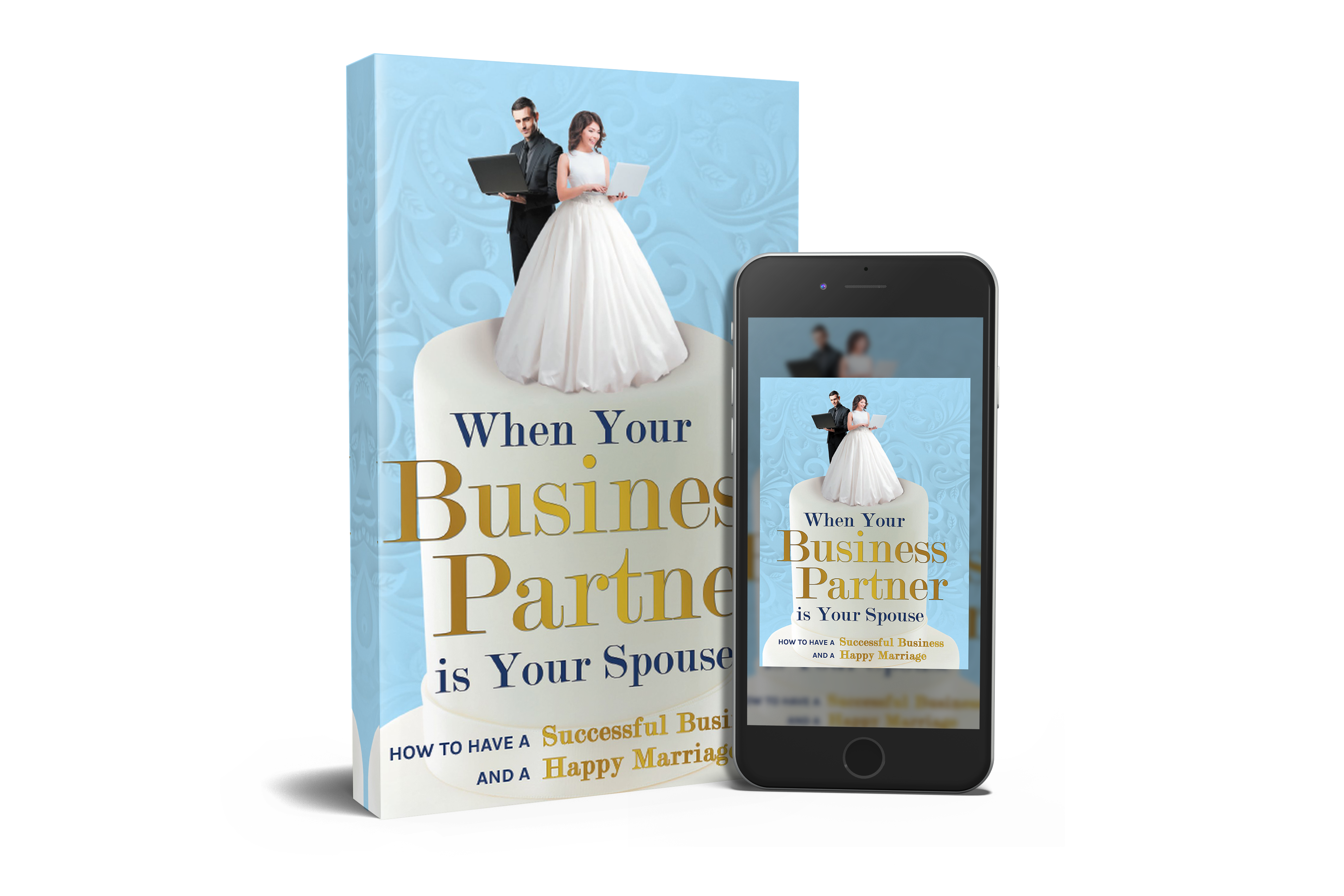 Image of Business Spouse Book and Digital Copy of Book