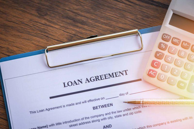 Loan Agreement Application