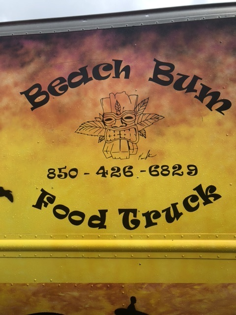 Beach Bum Food Truck