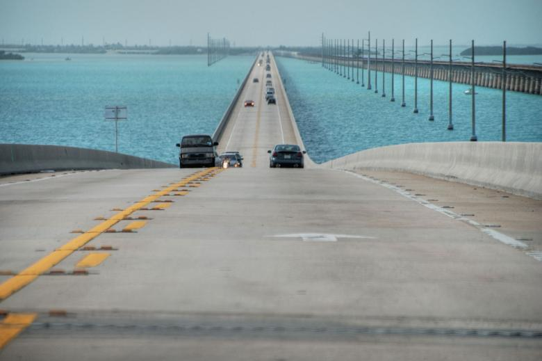 bridge to key west