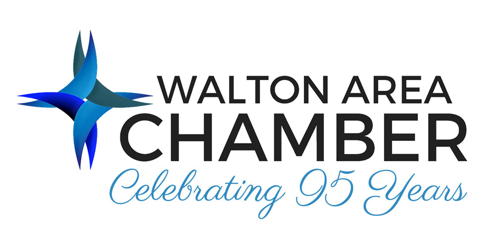 Walton Area Chamber of Commerce logo