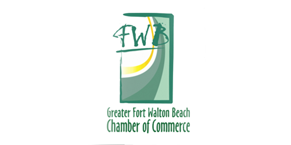 Greater Fort Walton Beach Chamber of Commerce logo
