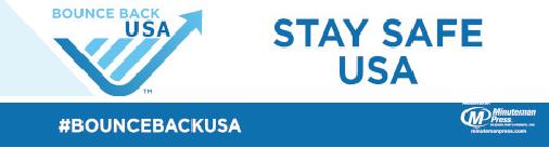 Logo for BounceBack USA