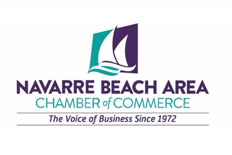 Navarre Beach Area Chamber of Commerce logo