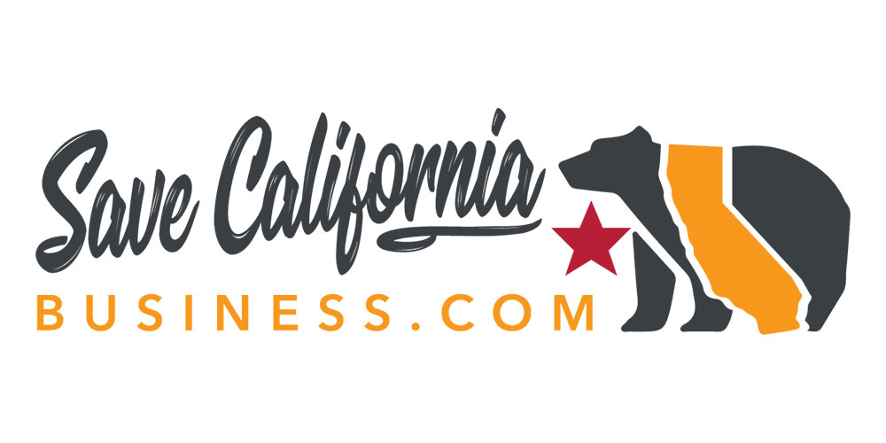 Save California Business logo