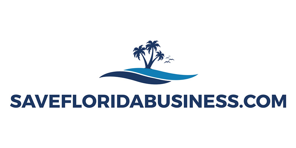 Save Florida Business logo