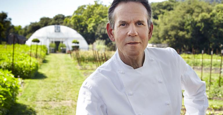 Headshot of Chef Thomas Keller