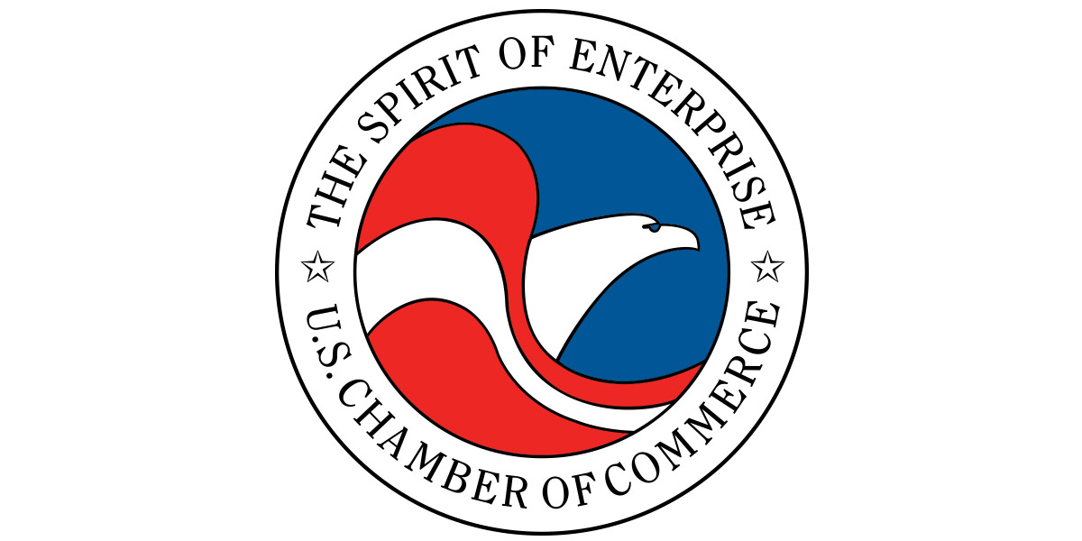 Logo of the US Chamber of Commerce