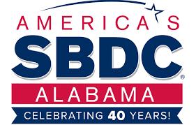 Logo for Alabama Small Business Development Center Network