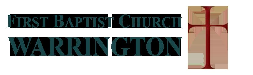 first baptists church warrington logo