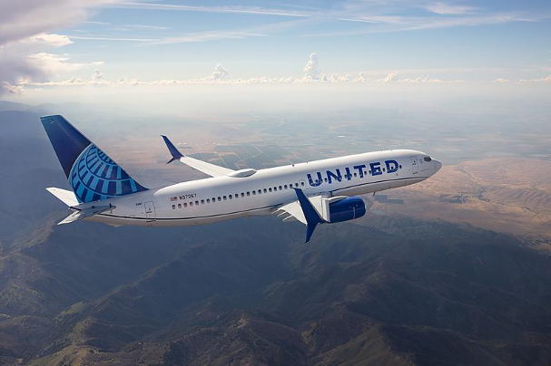 United Airlines adds New Service