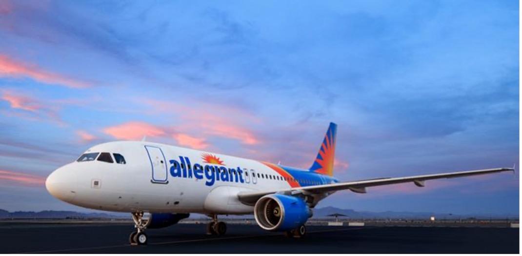 Allegiant Air adds New Service