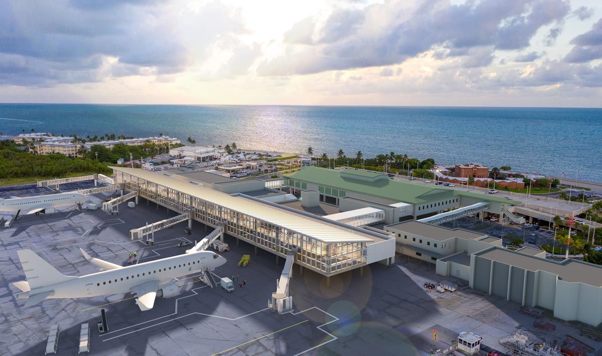 Key West International Airport and Concourse A Improvements Update