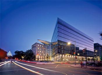 Meridian Hill Strategies Headquarters Building in Washington D.C.