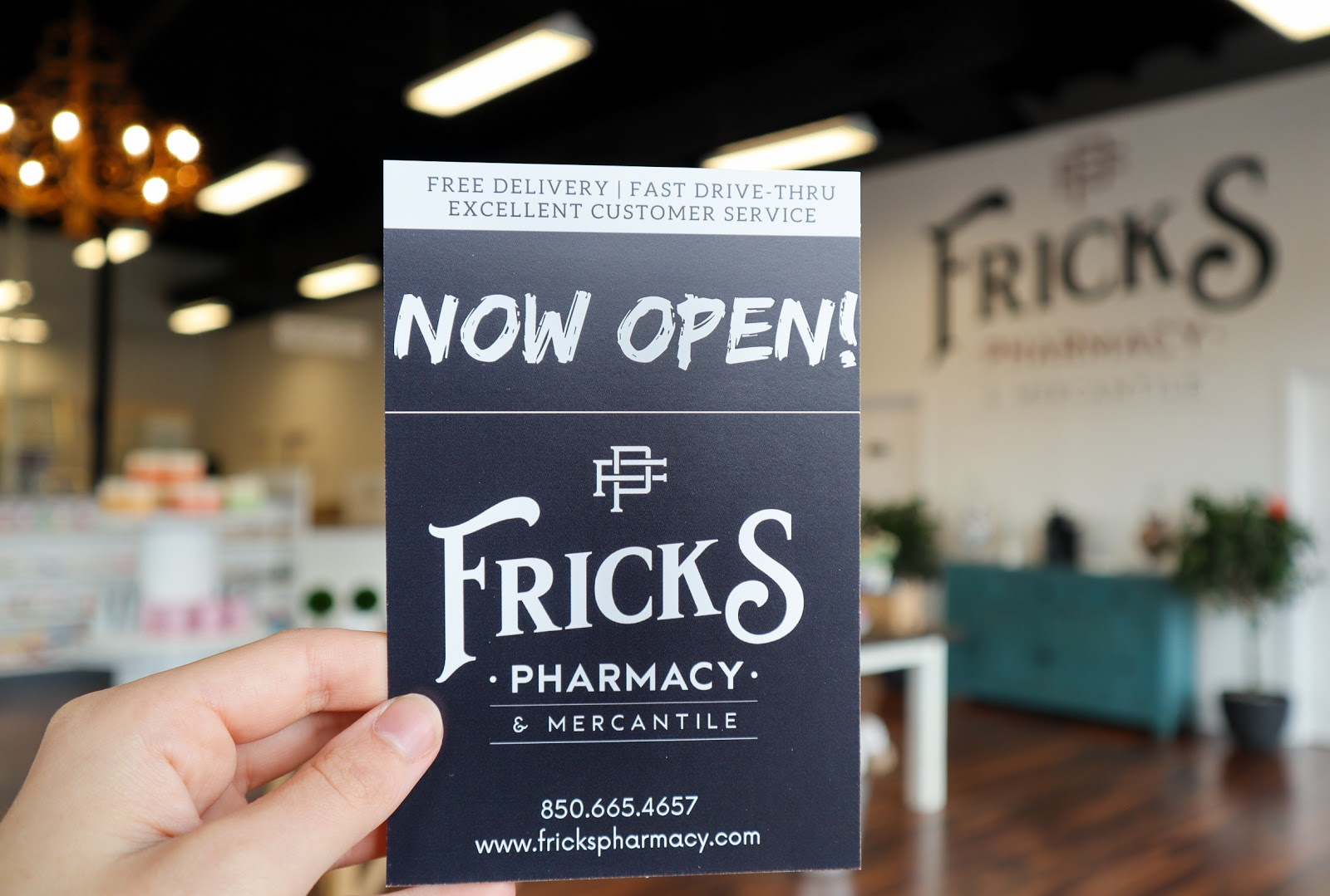 Fricks Pharmacy flyer