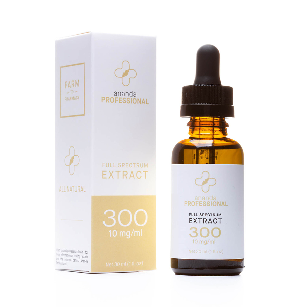 Ananda Professional 300mg Tincture (30ml)