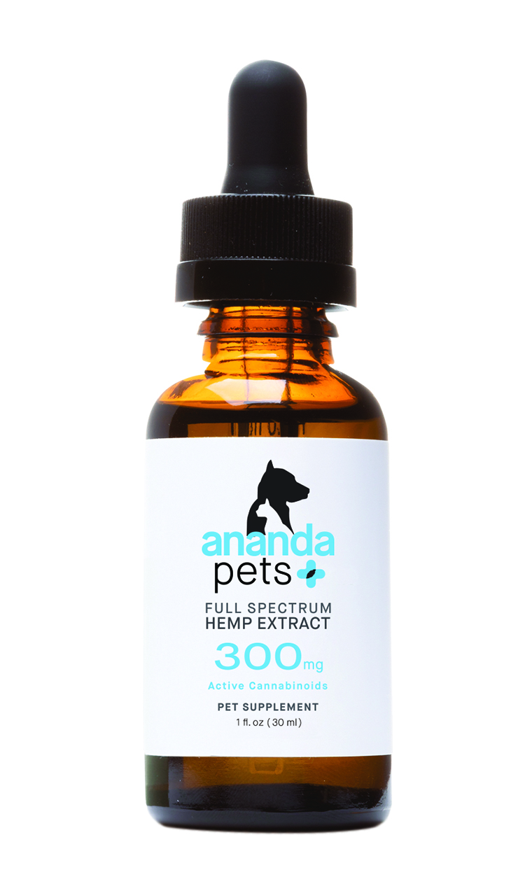 Ananda Professional Pets Tincture 300mg