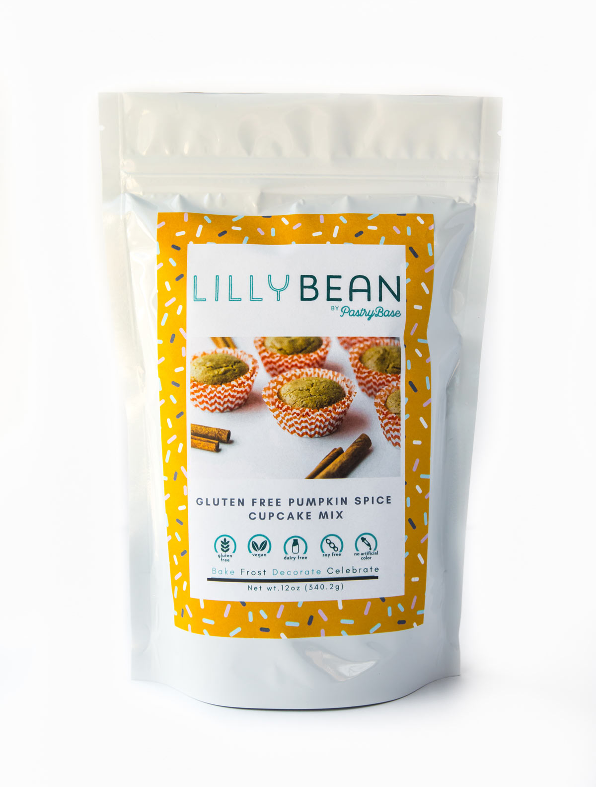 Lilly Bean Pumpkin Spice Cupcake/Cake Mix