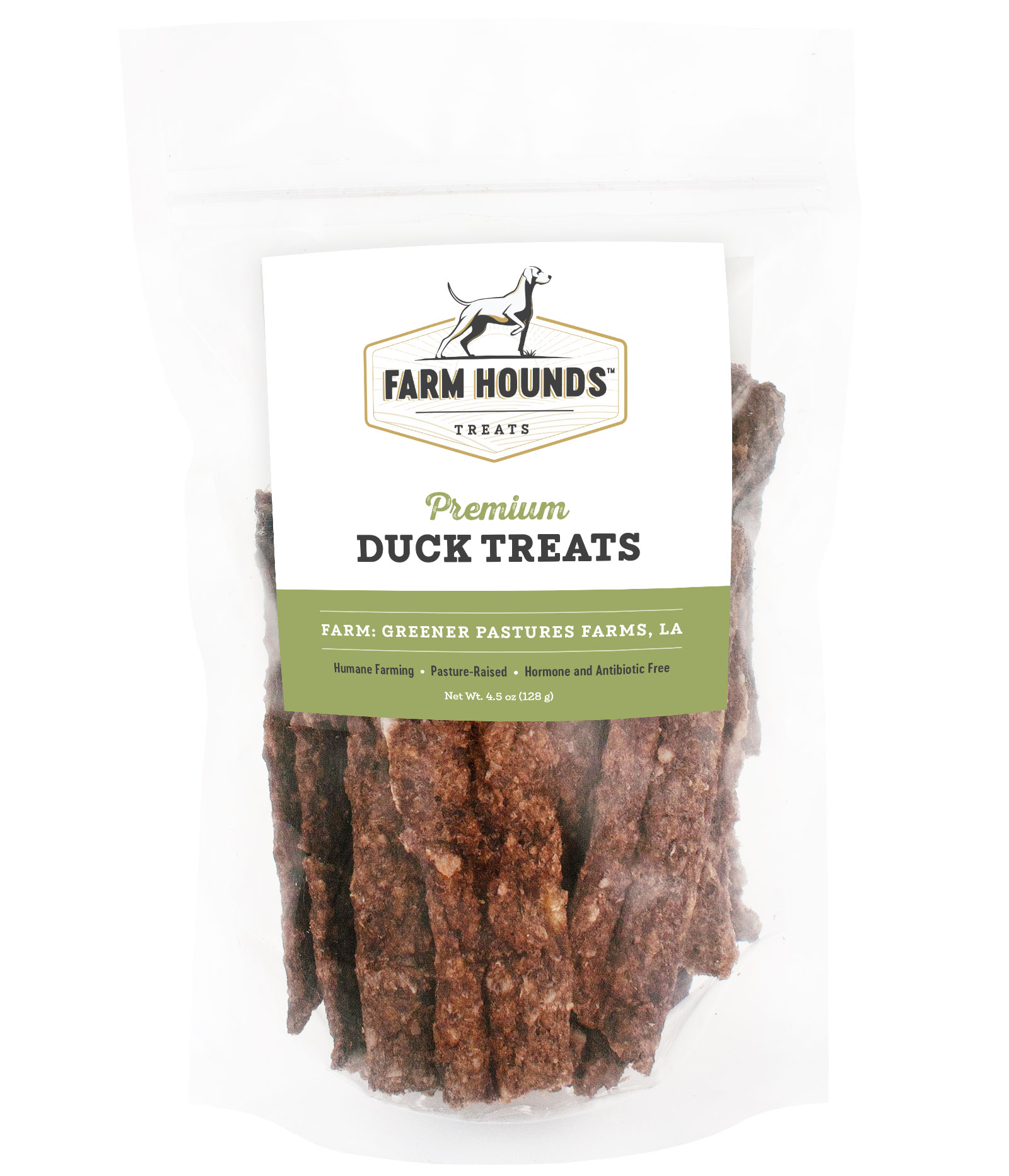 Farm Hounds Premium Duck Treats