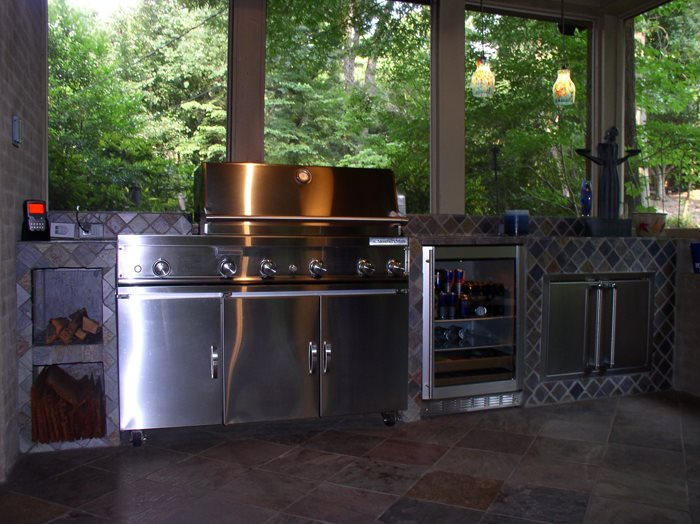 Germantown Outdoor Kitchen