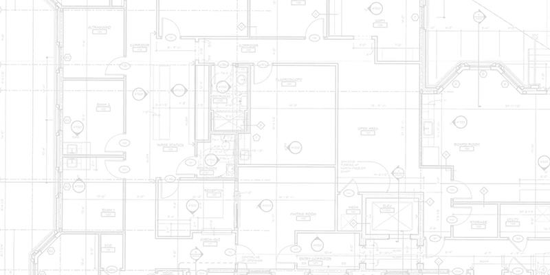 Generic floor plan blueprint background