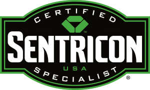 Sentricon Certified logo