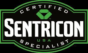 Sentricon Certified logo