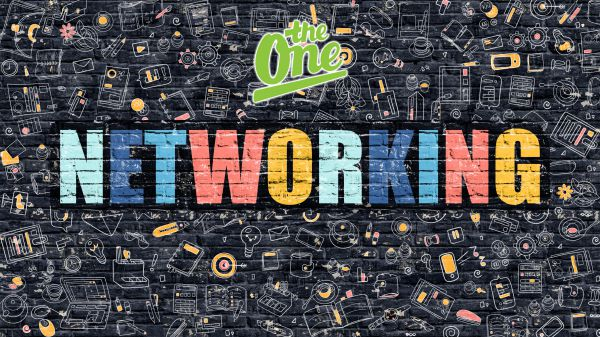 The ONE networking flyer
